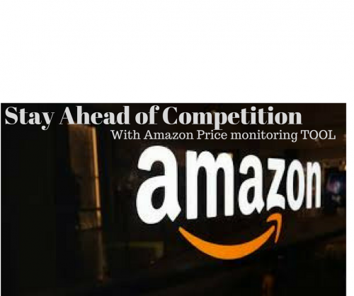 Using Amazon Price Monitoring to Stay Ahead of The Competition