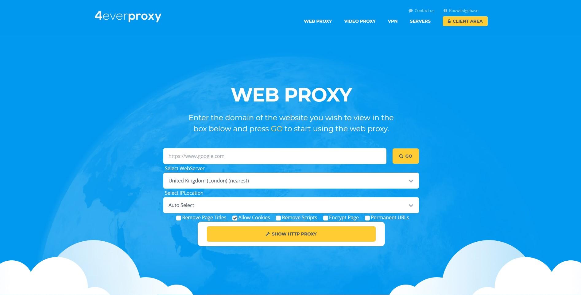 4everproxy proxy